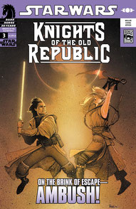 Knights of the Old Republic #3: Commencement, Part 3