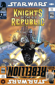 Knights of the Old Republic/Rebellion #0 Flip Book
