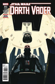 Darth Vader #13: Burning Seas, Part 1