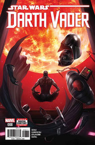 Darth Vader #8: The Dying Light, Part 2