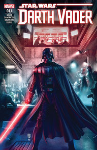 Darth Vader #11: The Rule of Five, Part 1