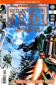 Infinities: Return of the Jedi #2