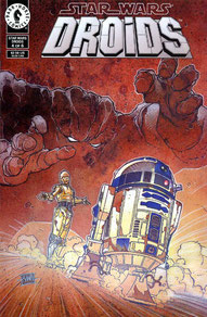 Star Wars Droids: The Kalarba Adventures #4