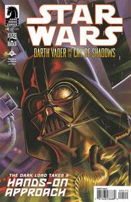 Darth Vader and the Cry of Shadows #4