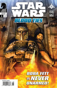 Blood Ties: A Tale of Jango and Boba Fett #3