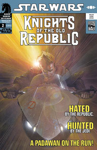 Knights of the Old Republic #2: Commencement, Part 2