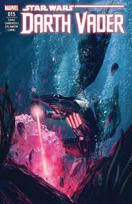 Darth Vader #15: Burning Seas, Part 3