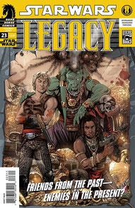 Legacy #23: Loyalties, Part 1