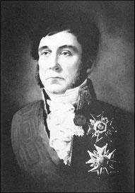 Général claparède, commandant la 43ème division d'infanterie