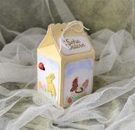 Osterbox Tüte für Geld, Gutschein oder Süßes