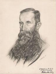 Etienne Michon  conservateur du musé du Louvre 1935