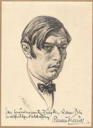 Krauss, chef d'orchestre  1927
