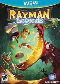 Cover von Rayman Legends