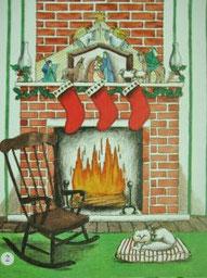 『クリスマスの願いごと』2ページ目