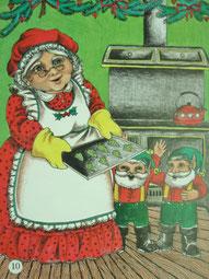 『クリスマスの願いごと』10ページ目