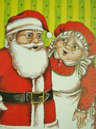 『クリスマスの願いごと』25ページ目
