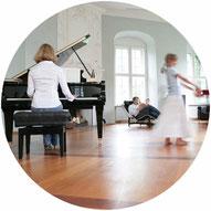 Klavierkonzert und Konzertbetreuung mit Klaviertransport oder Klaviergestellungen