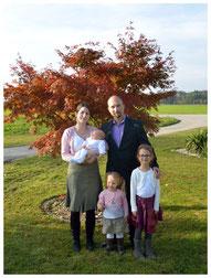 Familie Raab - Familienunternehmen Raven Metall Design e. U. - Schlosserei und Maschinenhandel