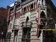 Дом Висенс. Гауди. Барселона