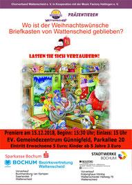 Vor Weihnachtswünsche.Willkommen Bei Den Musical Kids Wattenscheid Musicfactory