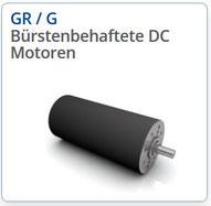 Bild: Kollektor Gleichstrommotoren GR - G von Dunkermotoren