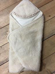 By Hart wollen Baby wikkeldoek boxkleed kruipkleed