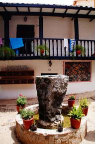 Unser schönes Hostel in Cusco