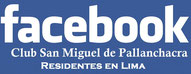 FACEBOOk - Club San Miguel de Pallanchacra
