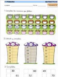 Numeración y cálculo