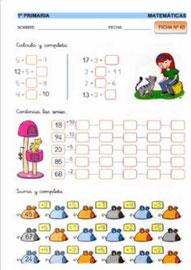 Series numéricas /Cálculo mental