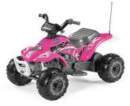 corral bearcat pink voransicht