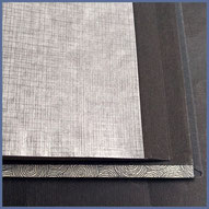 Pergamyn Papier in Fotoalben