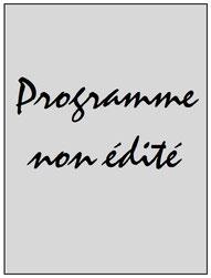 Programme  PSG-Lorient  2002-03