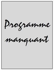 Programme  Guingamp-PSG  2002-03