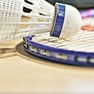 zur Badmintonabteilung