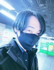 南風 一斗黒マスク画像