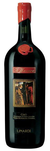 Cirò Rosso Superiore Riserva 1998 Magnum 1,5lt - cod. 9800112