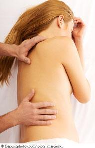 manuelle Hilfen / Massage