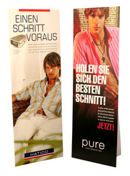 Plakatwand aus Pappe bedrucken
