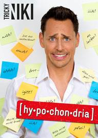 """Tricky Niki """"Hypochondria - Alles wird (wieder) gut!"""" Stadtgalerie Mödling"""