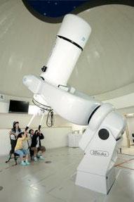 大田原市ふれあいの丘天文館
