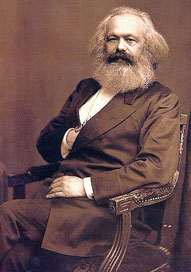 Karl Marx (Quelle: Wikipedia)