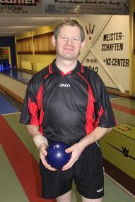 Gerhard Schöner spielte Bestleistung von allen Teilnehmern mit 1161 und verteidigte seinen Landesmeistertitel