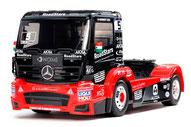 58683  Tamiya  TT-01E  Actros MP4 MB Motorsport