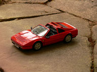 Ferrari aus Film Manta Manta 1:18   328 GTS