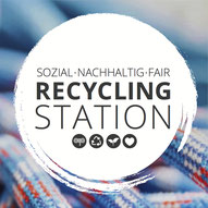 recyclingstation kletterseil
