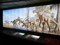 Dino museum in Aren
