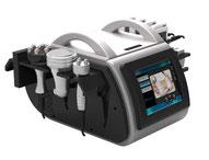 Maquina multi sistema para tratamientos corporales