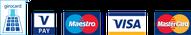 Zahlungsmethoden, Zahlungsarten, Krditkarte, EC-Karte, bar, Rechnung