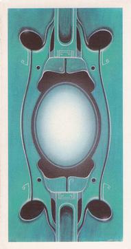 Tarot L'Oeil de Myrddin - Dos
